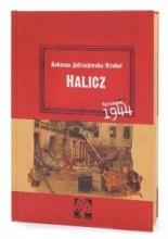 Okładka książki Halicz