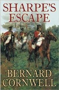 Okładka książki Sharpe's Escape : Richard Sharpe and the Bussaco Campaign, 1811