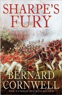Okładka książki Sharpe's Fury : Richard Sharpe and the Battle of Barossa, March 1811