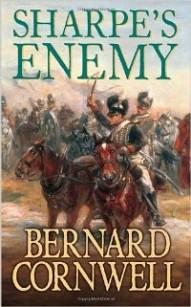 Okładka książki Sharpe's Enemy : Richard Sharpe and the Defence of Portugal, Christmas 1812