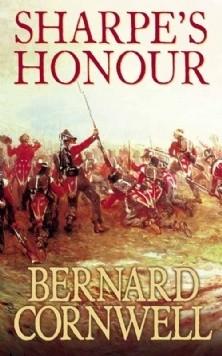 Okładka książki Sharpe's Honour : Richard Sharpe and the Vitoria Campaign, February to June 1813