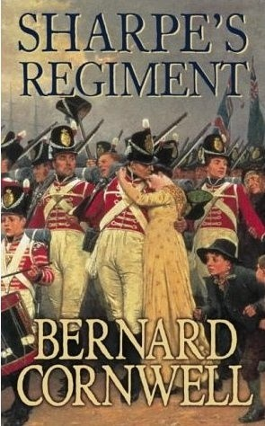 Okładka książki Sharpe's Regiment : Richard Sharpe and the Invasion of France, June to November 1813