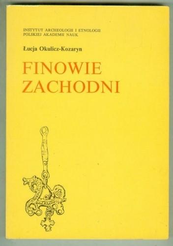 Okładka książki Finowie zachodni