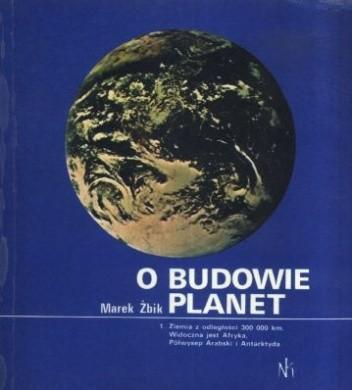 Okładka książki O budowie planet