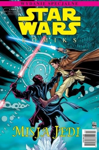 Okładka książki Star Wars Komiks. Wydanie Specjalne 4/2012