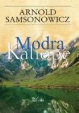 Okładka książki Modra Kaliope
