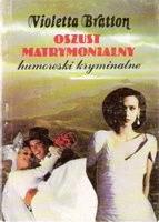 Okładka książki Oszust matrymonialny