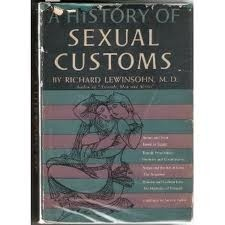 Okładka książki A History of Sexual Customs