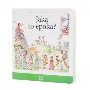 Okładka książki Jaka to epoka?