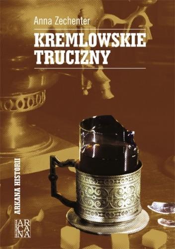Okładka książki Kremlowskie trucizny