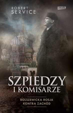 Okładka książki Szpiedzy i komisarze
