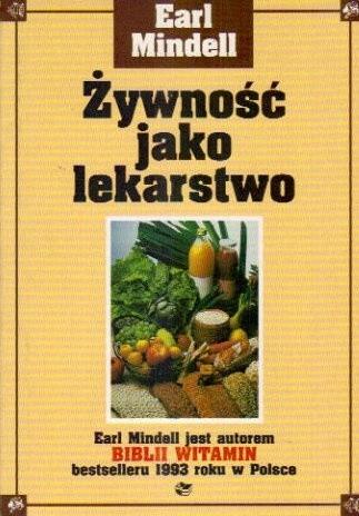 Okładka książki Żywność jako lekarstwo