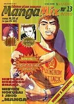 Okładka książki Mangamix nr. 13