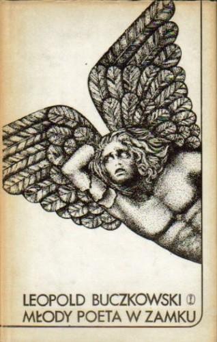 Okładka książki Młody poeta w zamku