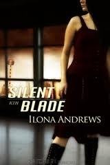 Okładka książki Silent Blade