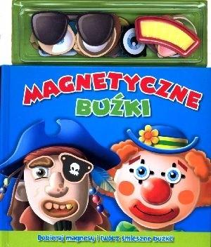 Okładka książki Magnetyczne buźki
