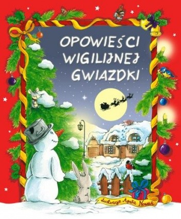 Okładka książki Opowieści wigilijnej gwiazdki