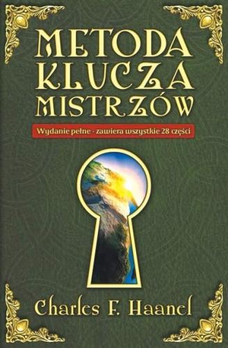 Okładka książki Metoda Klucza Mistrzów