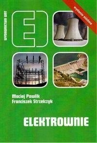 Okładka książki Elektrownie