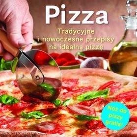 Okładka książki Pizza. Tradycyjne i nowoczesne przepisy