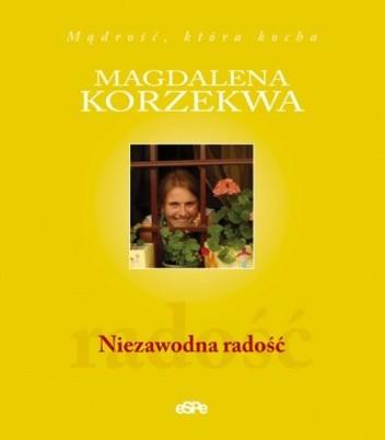 Okładka książki Niezawodna radość