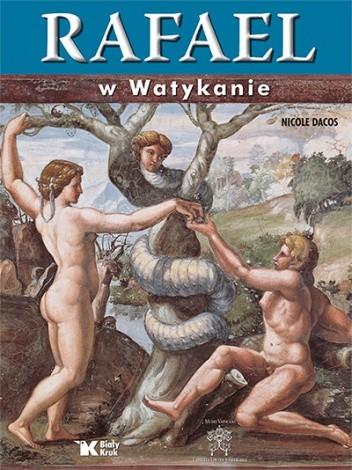 Okładka książki Rafael w Watykanie