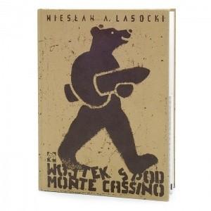 Okładka książki Wojtek spod Monte Cassino