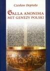 Okładka książki Galla Anonima mit genezy Polski