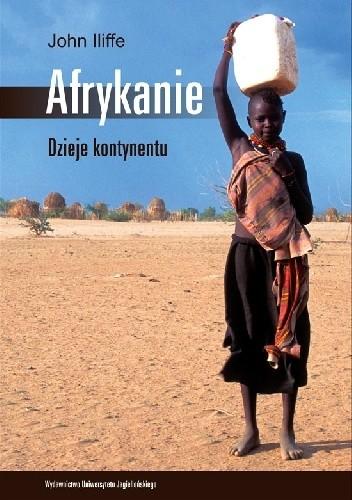 Okładka książki Afrykanie. Dzieje kontynentu