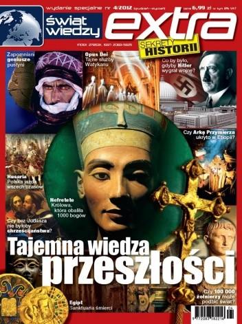 Okładka książki Świat Wiedzy Extra (4/2012)