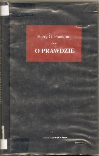 Okładka książki O prawdzie