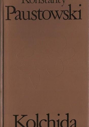 Okładka książki Kolchida