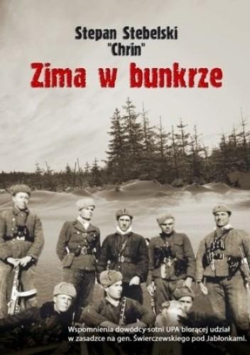 Okładka książki Zima w bunkrze