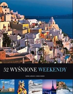 Okładka książki 52 wyśnione weekendy