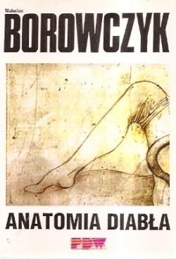 Okładka książki Anatomia diabła
