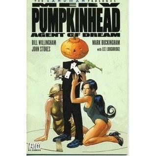 Okładka książki Merv Pumpkinhead: Agent of D.R.E.A.M.