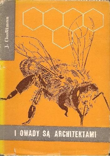 Okładka książki I owady są architektami