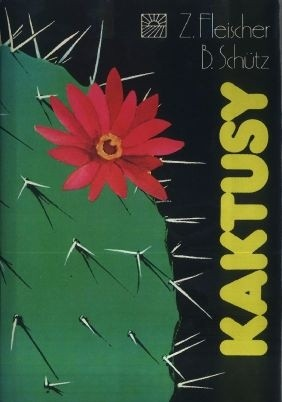 Okładka książki Kaktusy