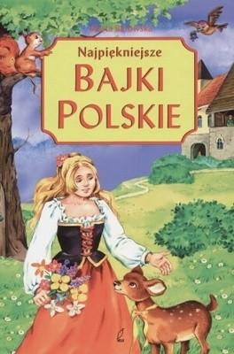 Okładka książki Najpiękniejsze bajki polskie
