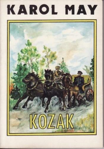 Okładka książki Kozak
