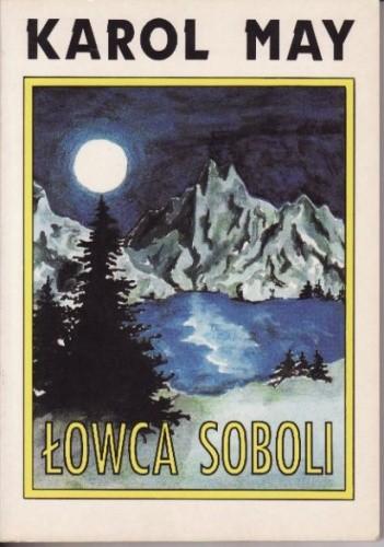 Okładka książki Łowca soboli