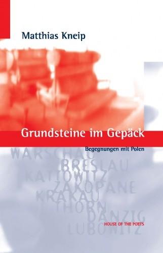 Okładka książki Grundsteine im Gepäck - Begegnungen mit Polen
