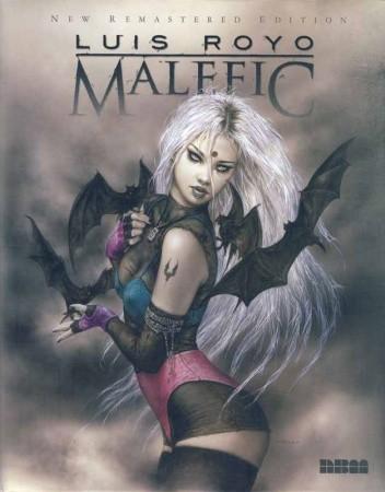 Okładka książki Malefic