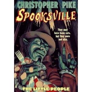 Okładka książki Spooksville: The Little People