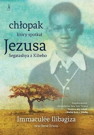 Okładka książki Chłopak, który spotkał Jezusa