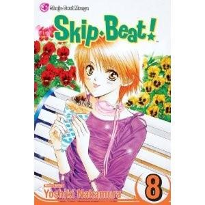 Okładka książki Skip Beat!, Vol. 8