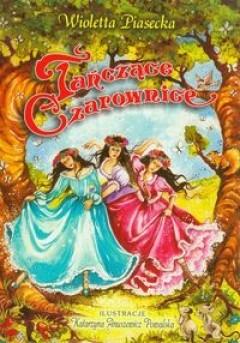 Okładka książki Tańczące czarownice