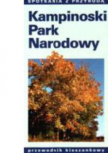 Okładka książki Kampinoski Park Narodowy