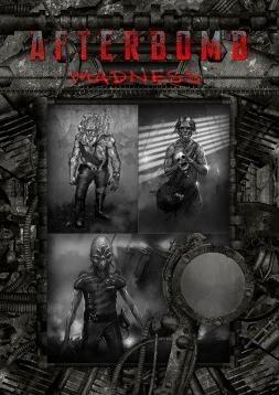 Okładka książki Afterbomb Madness