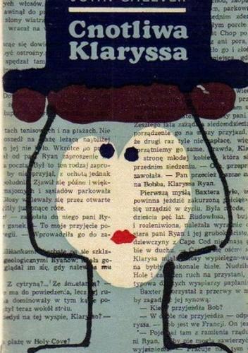 Okładka książki Cnotliwa Klaryssa